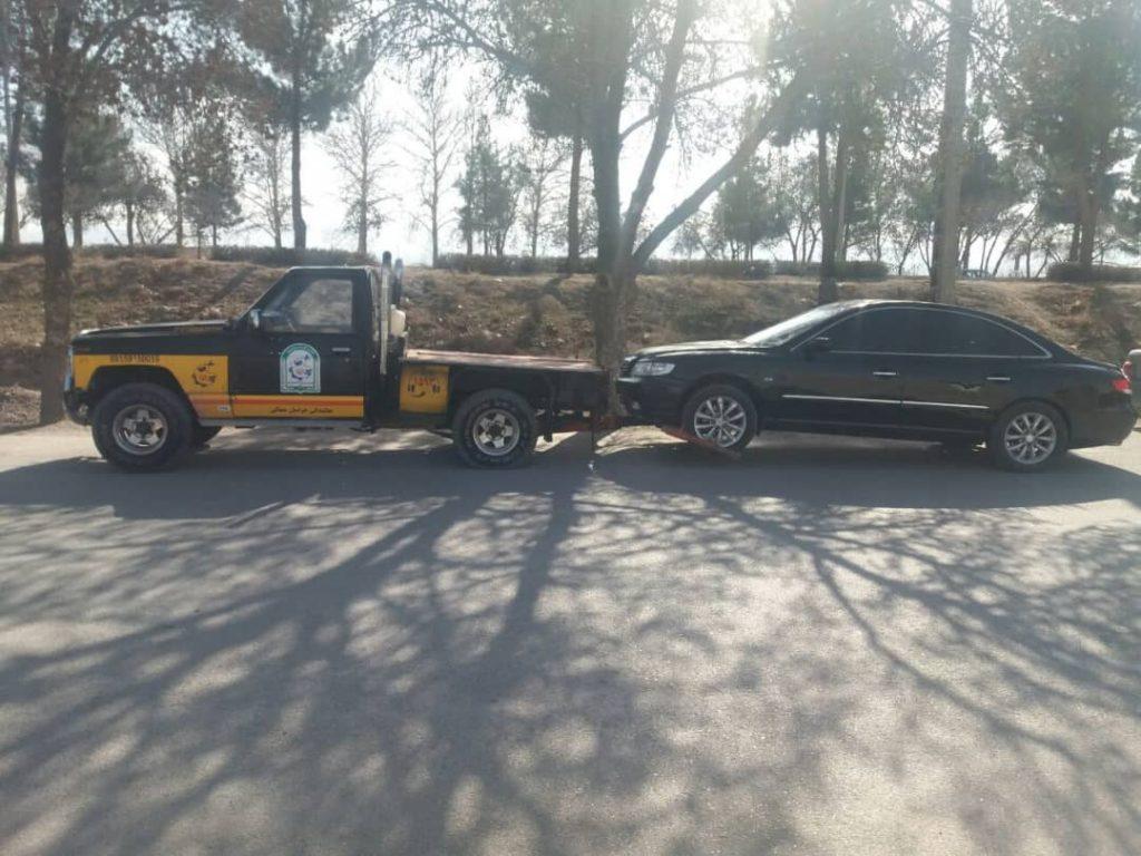 حمل خودرو آذربایجان غربی
